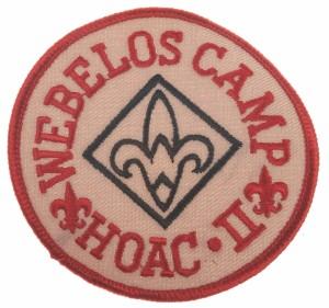 Naish Webelos Camp II